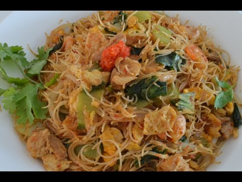 NOODLES - MALAYSIAN STYLE FRIED SPICY THIN BEEHOON