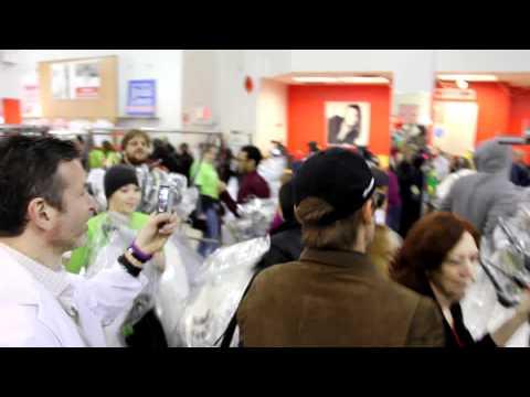 Running Of The Brides 2011 Mayhem Part 2