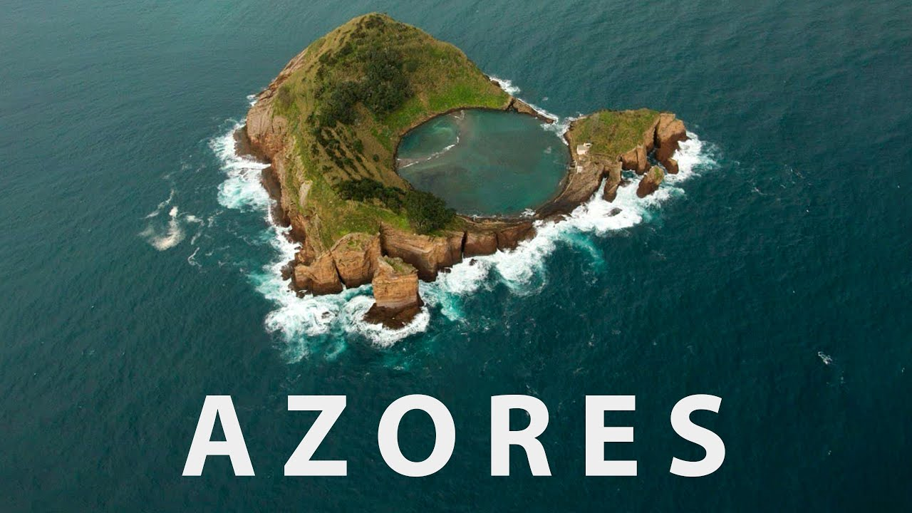 Azores. The green wonder of Atlantic.