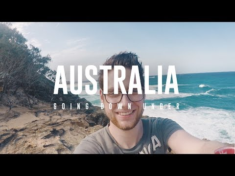 Holiday in Australia | Brisbane, Sydney, stradbroke island & the Blue Mountains | Travel vlog