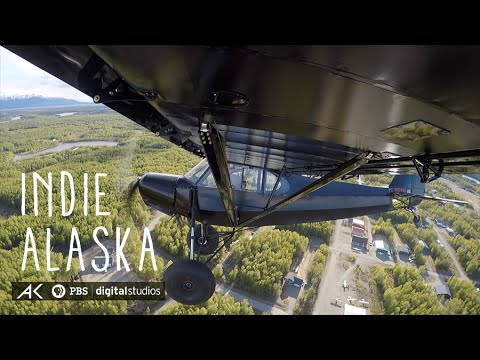 We Are Super Cub Pilots | INDIE ALASKA