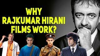 Why Rajkumar Hirani's Movies Work? | Sanju | PK | 3 Idiots | Munna Bhai |