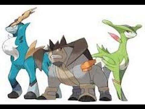 Pokemon light platinum legendary hunt : Cobalion, Terrakion and Virizion