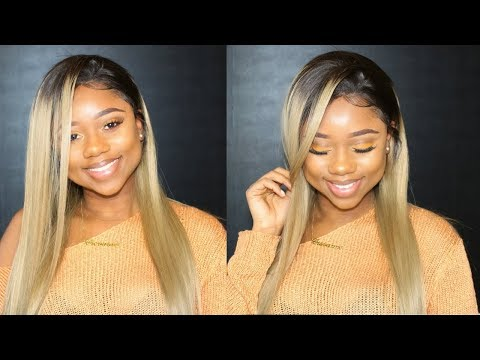 The Perfect Blonde To Make Your Melanin POP !  | WowAfrican | Chev B