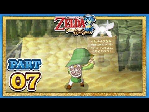 The Legend of Zelda: Phantom Hourglass - Part 7 - Isle of Gust!