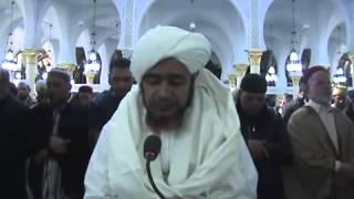 Shalat Jumat bersama Habib Umar bin Hafiz