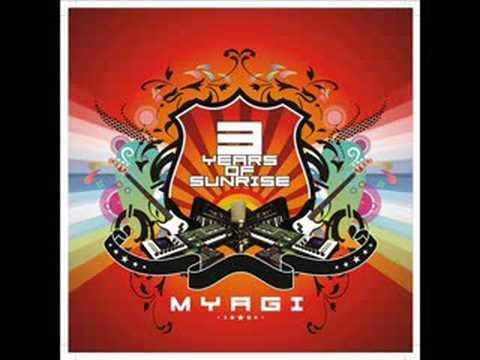 Myagi - 3 Years Of Sunrise (ALBUM REEL)