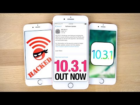 iOS 10.3.1 Released - Everything You Need To Know!