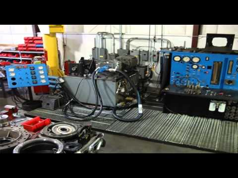 Ship crane hydraulic pumps and motors Batam Indonesia by caltav.com