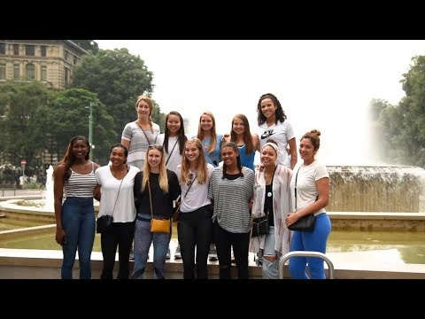 Texas Volleyball takes Europe, Day 6 [May 29, 2018]