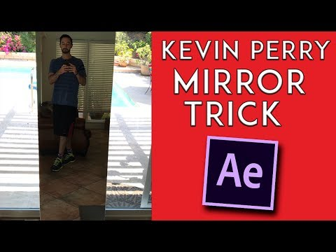 Kevin Parry Mirror Trick Tutorial | After Effects CC 2017