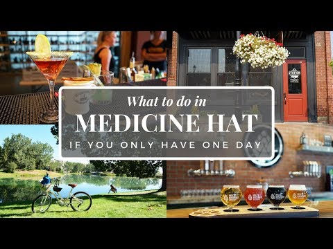 What to Do in Medicine Hat if You Only Have One Day
