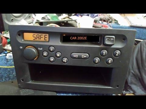 GRUNDIG CAR 2002 E RADIO CODE unlock code