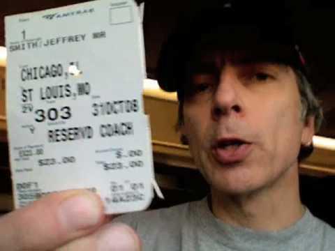 Takin' Amtrak to St. Louis for Obama