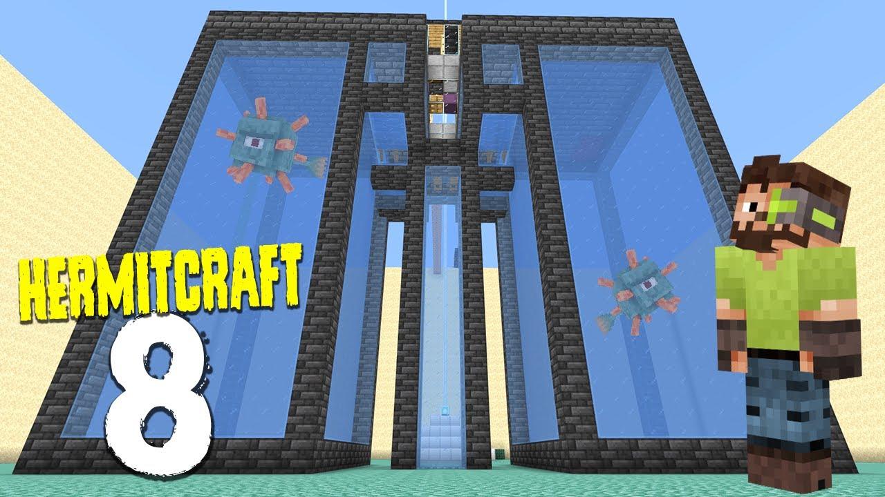 Hermitcraft 8: 8 - My Omega Guardian Farm