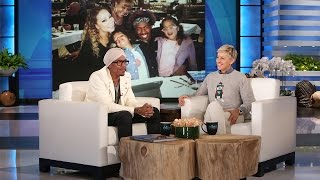 Nick Cannon Talks Mariah, NYE, and a New Baby