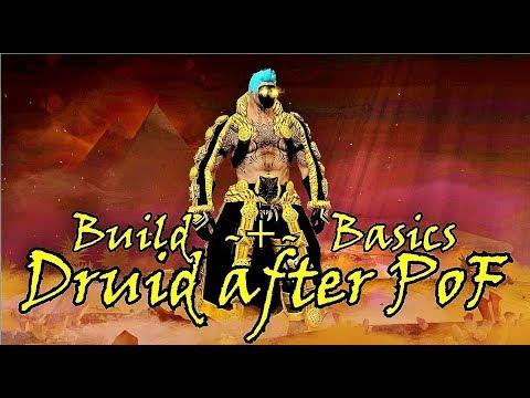 Guild Wars 2 - Druid Build / Support Pointholder #BunkerDown