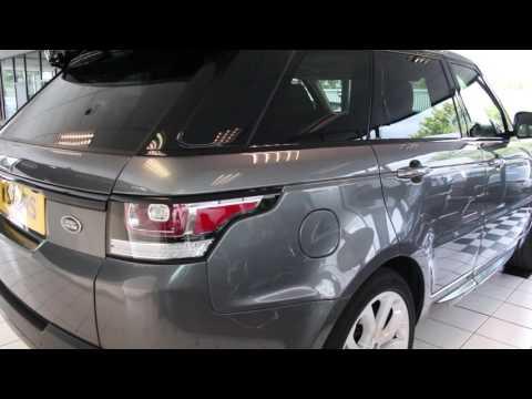 2014 Land Rover Range Rover Sport - Corris Grey