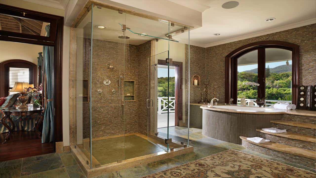 Jamaican Bathroom Designs