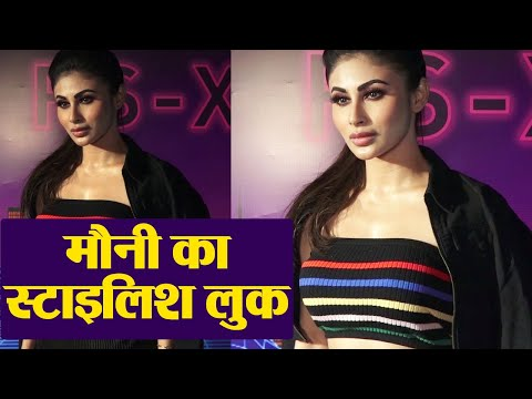 Xxx Mp4 Mouni Roy Looks Stylish At PUMA RS X Collection Watch Video FilmiBeat 3gp Sex