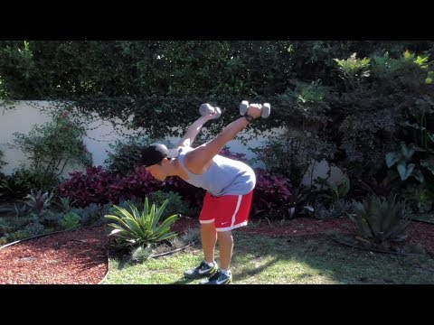 15- Min Full Body Workout with Weights - Best Dumbbell Exercises to Lose Weight and Build Muscles