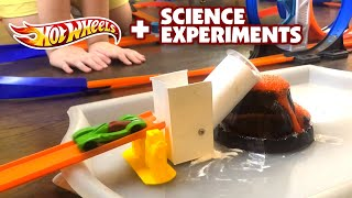 Hot Wheels + Science Experiments Epic Track