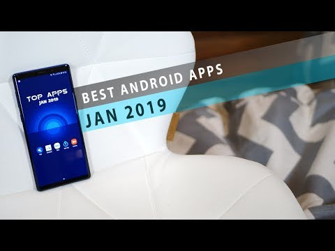 Top 5 Best Android Apps - January 2019