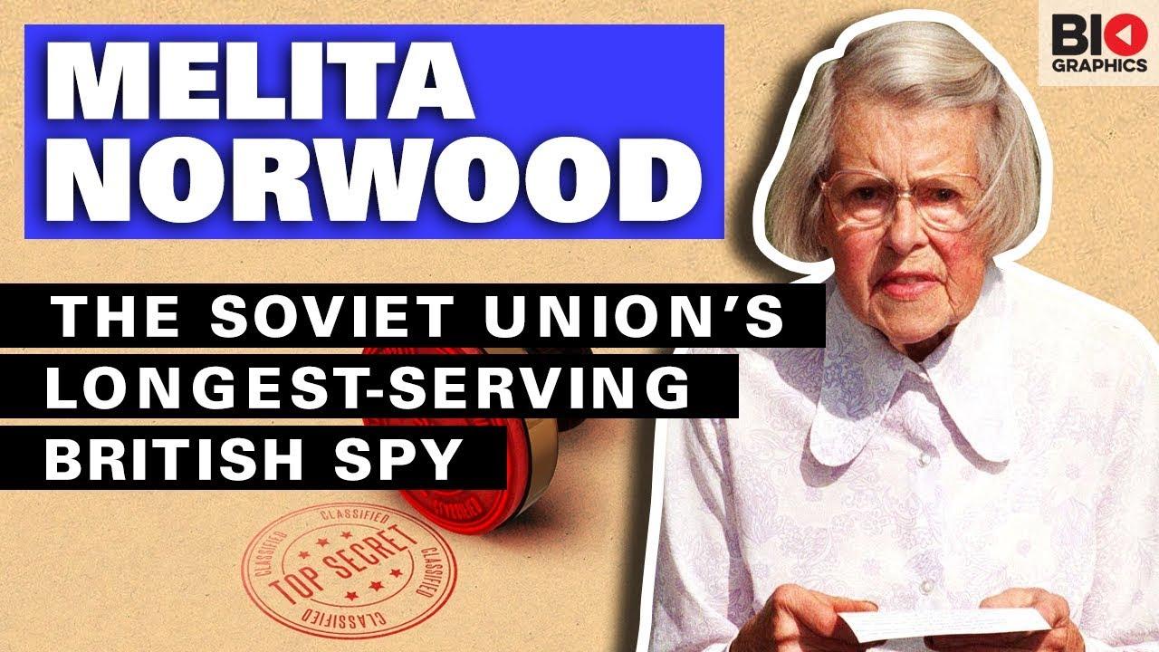 Melita Norwood: The Soviet Union's Longest-Serving British Spy