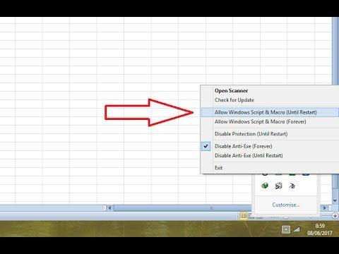 Cara Seting Enable Macro Ms Office Excel 2007 2010 2013