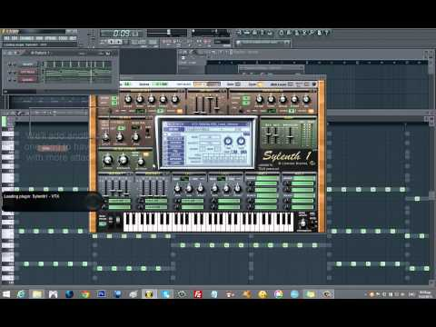 How to make a simple Epic Emotional Uplifting Trance melody in FL Studio + .flp