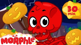 Kids Halloween With Morphle! - Magic Pet Morphle Halloween Video for children