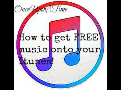 How to get FREE music onto your itunes