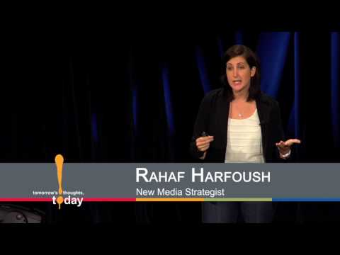 Rahaf Harfoush - How the Obama Campaign used email and social to build their brand