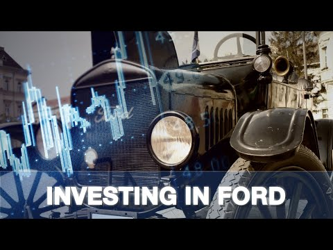 Investing In Ford Motor Company. Buy Or Sell Ford Stocks?