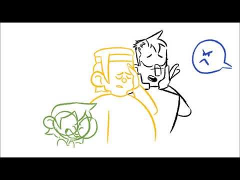 Voltron Animatic - Bi Guy