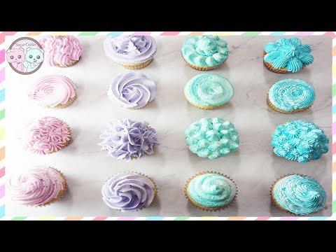 18 CUPCAKE DESIGNS FOR CUPCAKE LOVERS DAY - SUGARCODER