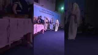 تكريم المستشار أحمد العمراوي من طرف سفير الجزائر بالامارات في اسبوع التراث الجزائري بالشارقة