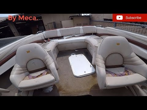 Boat interior part 1 . Making a Engine Cover Sun Deck | boat engine cover out of wood