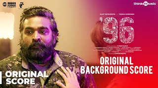 96 Movie - Original Background Score | Vijay Sethupathi, Trisha | Govind Vasantha | C. Prem Kumar