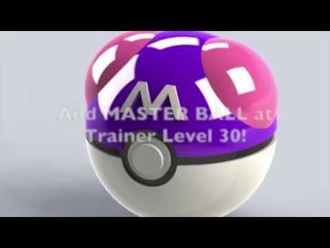 Pokemon Go Tips: How to get great ball, ultra ball and master ball
