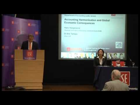 Accounting Harmonisation and Global Economic Consequences