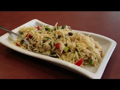 How to Cook Orzo Pasta : Easy Recipes for Kids & Adults
