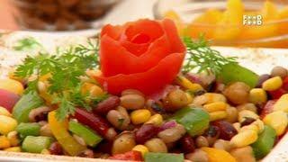 Mexican Bean Salad - Mummy Ka Magic