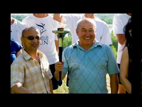 World Harmony Run 2010 in Kazakhstan