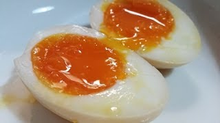 How To Make Japanese Soft Boiled Egg
