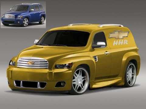 ENGINE REMOVAL: Chevy HHR 2.4L Ecotec Part I