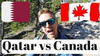 Download World's Best Place to Live! Qatar vs Canada. Video