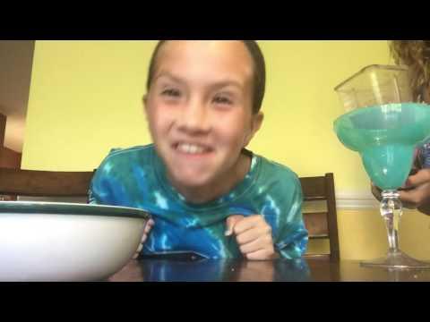 How to make kid friendly margaritas