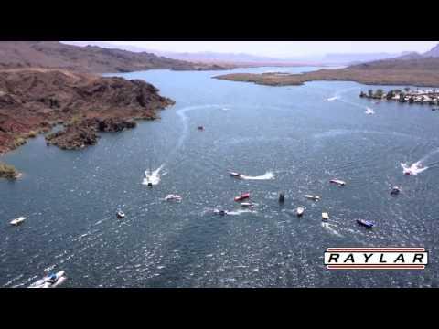 Desert Storm Poker Run Speed Boat Crash