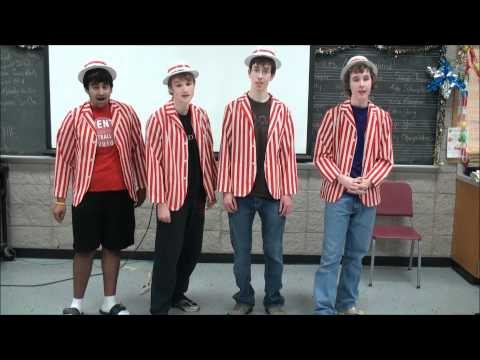The Barbershop Quartet, a How-to Guide